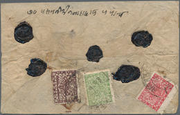Nepal: 1880's-2000's: Collection Of Mint And Used Stamps, Some Covers And FDCs, Starting With 67 Sta - Nepal