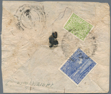 Nepal: 1887-1950's: Collection Of About 100 Covers Franked By Stamps Of 1907-41 Pashupati Issues, Se - Nepal