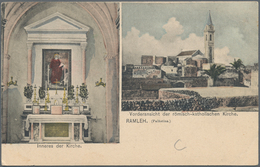 Palästina: 1905-40, 300+ Picture Postcards From Ottoman Period To British Mandate, Some Different, M - Palästina