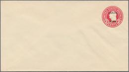Panama-Kanalzone: 1907 Ca. 60 Unused Postal Stationery Postcards And Envelopes, Incl. A Few Pieces W - Panama