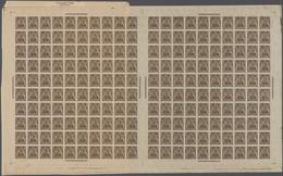 El Salvador: 1891/1896, Partie Mit Probedrucken Und Ungezähnten Werten Verschiedener Freimarken-Ausg - El Salvador