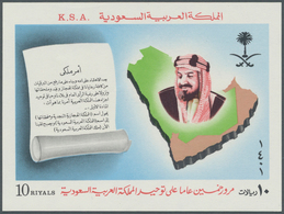 Saudi-Arabien: 1916/2001 (ca.), Very Disorganised Accumulation With Some Hejaz And Nejd Issues In Al - Saudi-Arabien