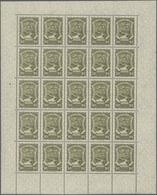 """SCADTA - Ausgaben Für Kolumbien: 1928, """"SERVICIO DE TRANSPORTES AEROS EN COLOMBIA"""", 40c. Violet And - Kolumbien"""