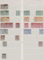 Sudan: 1897-1997: Collection, Duplication And Additions Of Stamps Issued Over 100 Years, Both Mint A - Sudan (1954-...)