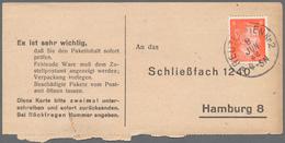Thematische Philatelie: 1890/1975, NACHTRÄGLICH ENTWERTET Sowie Nachverwendete Stempel, Jeweils Ca 1 - Briefmarken