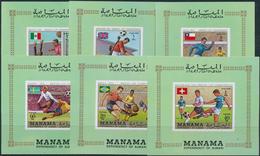Thematische Philatelie: 1960s/1980s (approx), Some Arab And African Countries, Overseas. Big Lot Con - Briefmarken