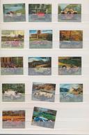 Thematische Philatelie: 1960's-2000's Ca.: Stockbook Containing 28 Sets Of Folio (3D) Stamps From Bh - Briefmarken