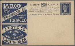 Thematik: Alkohol-Bier / Alcohol-beer: 1878/1936, Kleiner Nachlaßrest Von Belegen Zum Thema Bier, Da - Getränke