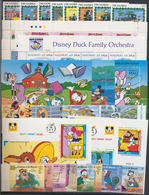 Thematik: Comics / Comics: From 1985 On (approx), All The World. Disney And His Figures Are The Subj - Comics