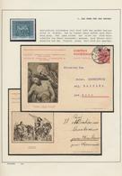 Thematik: Druck-Dürer / Printing-Dürer: 1920/2000 (ca.), Exhibit Collection Comprising Attractive Co - Künste