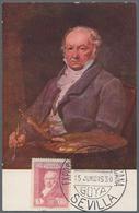Thematik: Malerei, Maler / Painting, Painters: 1900/2000 (ca.), EUROPEAN PAINTINGS, PAINTERS, ART EX - Künste