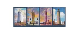 A562. Gambia / Gambie / 2004 / Lighthouse / Faro / Phare / Leuchttürme / Phares / Fyr / Vuurtoren - Faros