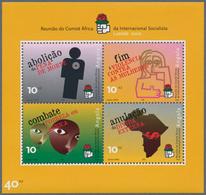 Thematik: Politik / Politics: 2002, AFRICA CONGRESS OF THE SOCIALIST INTERNATIONAL, Investment Lot O - Sonstige