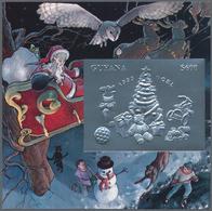 Thematik: Weihnachten / Christmas: 1993, Guyana. Set Of 8 Different Souvenir Sheets CHRISTMAS, Each - Weihnachten