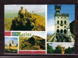 140f * REPUBBLICA DI SAN MARINO * IN 5 ANSICHTEN ** !! - San Marino