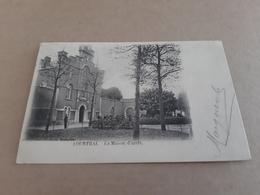 COURTRAI  La Maison D'arrêt Obl 1902 - Kortrijk