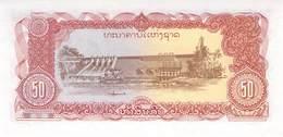 50 KIP Laos UNC - Laos