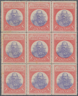 Kreta - Post Der Aufständischen In Therison: 1905, Definitives Issue 1dr. Red/violet 'King George Of - Kreta