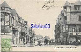 La Panne - Rue Bonzel - 1904 - De Panne