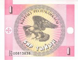 1 Tyjyn Kirgistan 1993 UNC - Kirgisistan