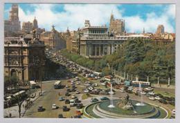 Madrid Plaza De La Cibeles (br6724) - Madrid