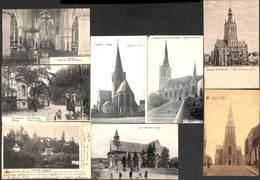 Vlaamse Brabant (Provincie) - Lot 46 PK's (Leuven Tervueren Alsemberg Halle Lembeek Marcovici.....toffe Prijs ! - Belgique