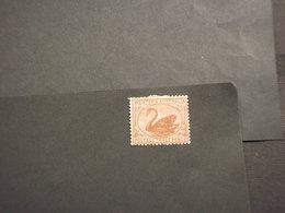 AUSTRALIA W. - 1870/8 CIGNO 3 P. - NUOVO S.G. - 1850-1906 New South Wales