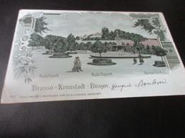 Brasso Kronstadt Brasov, - Hongrie