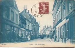 02 - LAON - Rue Saint-Jean - Laon