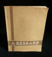 ( Accessoires Automobiles ) Catalogue A. BESNARD Manufacture Articles Carrosseries PARIS 1920/30 - Automovilismo