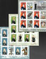 France 2007 - Yv N° F4024A à 4026A - F114 à 116 ** - Harry Potter - Adhesive Stamps