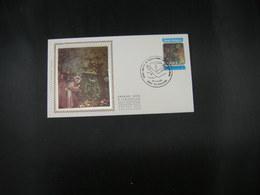 "BELG.1982 2070 FDC Zijde/soie (Sint-Truiden) : "" Sint Franciscus Van Assisi / Saint Francois D'Assisi "" "" - 1981-90"