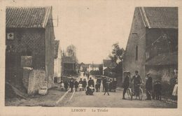 Limont - Donceel - Le Triolet - Vue Très Animée - 2 Scans - Donceel