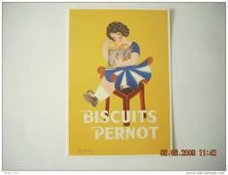 CLO    1O 546   BISCUITS  PERNOT - Publicidad