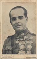 7-GUERRA CIVILE SPAGNOLA(1939)HEROICO GENERAL VARELA-FOTO LUQUER - Storia