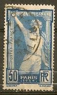 FRANCE - Yvert - N° 186 - Summer 1924: Paris