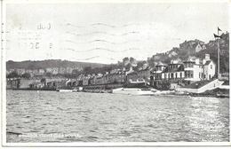 GOUROCK YACHT CLUB HOUSE - VALENTINES CARD - POSTED 1941 - Renfrewshire