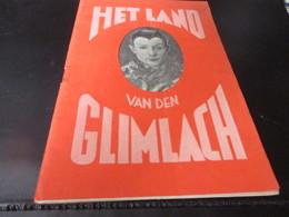 Kortrijk Programma Het Land Van Den Glimlach - Storia