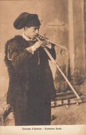 Costumi D'Iglesias - Suonatore Sardo - Trachten