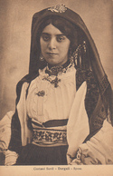 Costumi Sardi - Dorgali - Sposa - Costumes