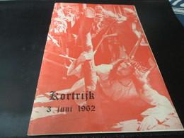 Kortrijk 3 Juni 1962 - Histoire