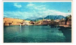 CYP-3   KYRENIA : Harbour - Chypre