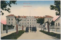 1915 - Wels - Ulanen Kaserne - Wels
