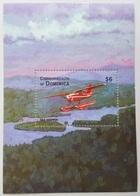 Dominica 1998** Mi.Bl.361. Glider, MNH [13;160] - Flugzeuge