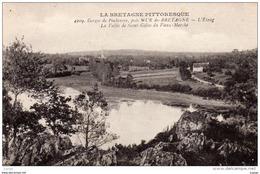 Gorges De POULANCRE , Près MUR-DE-BRETAGNE. L'Etang.  La Vallée De Saint - Gilles Du Vieux-Marché.  TBE - Saint-Gilles-Vieux-Marché