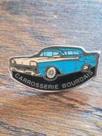 Pin' S  Automobile Américaine. Carrosserie BOURDAIS P 60 - Unclassified