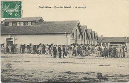 88 - NEUFCHÂTEAU - Quartier Rebeval - Le Pansage. Animée, BE. - Neufchateau