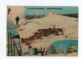 Lachamp_Raphael   1974  Station De Sky Qui à été Démonté - Autres Communes