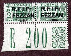 Fezzan N°25 (reproduction ) N** TB Cote 24 000 Euros !!!RARE - Unused Stamps