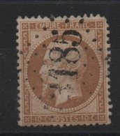 GC   3185   Yonne - Marcophilie (Timbres Détachés)